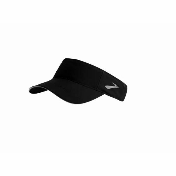 BROOKS - UNISEX SHERPA VISOR (BLACK)