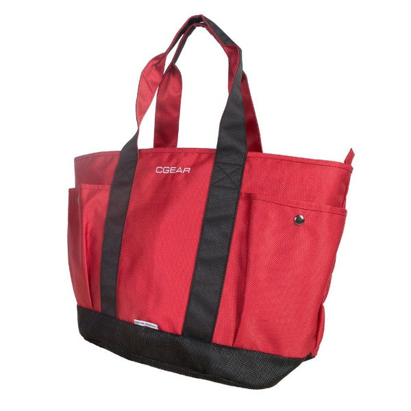 CGEAR - TOTE III SAND FREE BAG (RED)