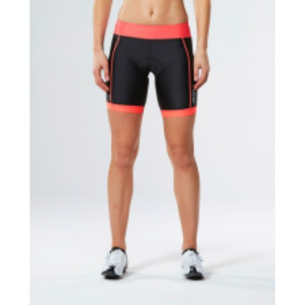 2XU- WOMEN'S COMPRESSION CYCLE SHORT