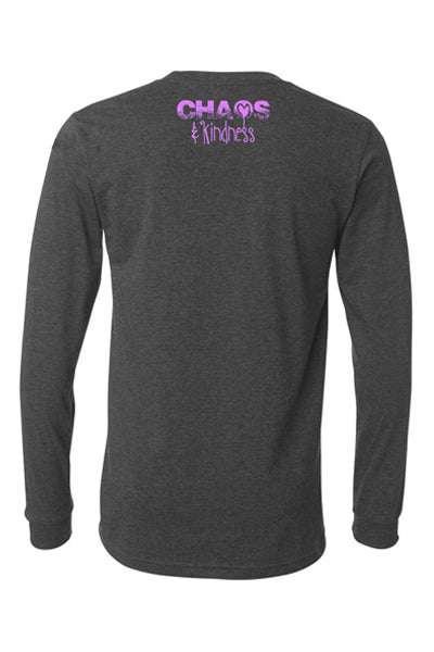 KINDNESS FEATHER LONG SLEEVE