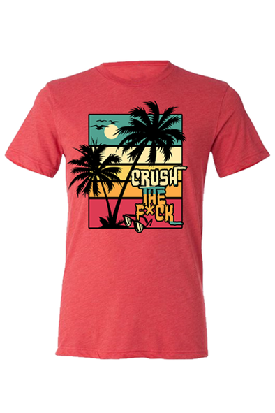 CRUSH PALM TEE