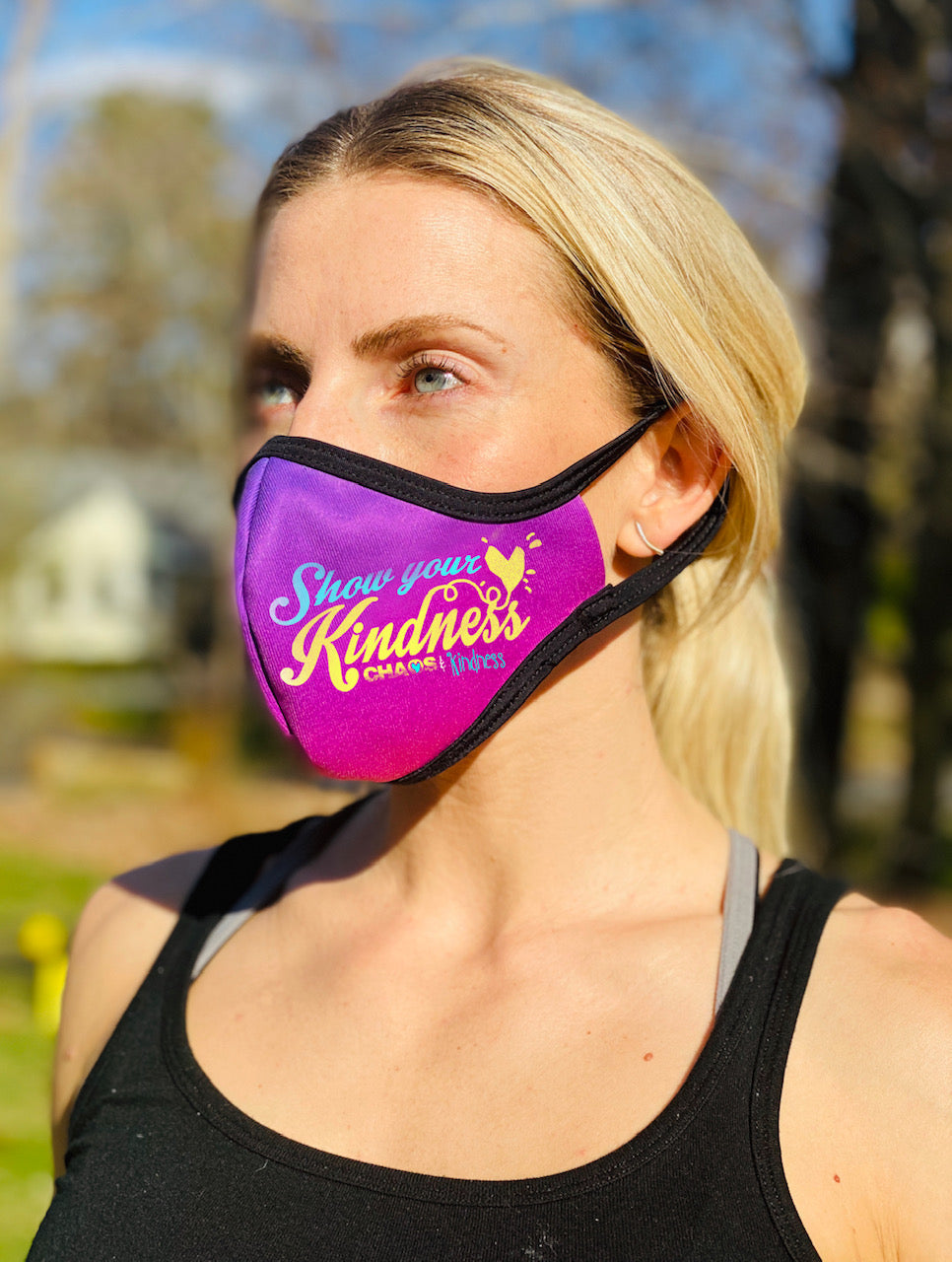 SHOW KINDNESS MASK