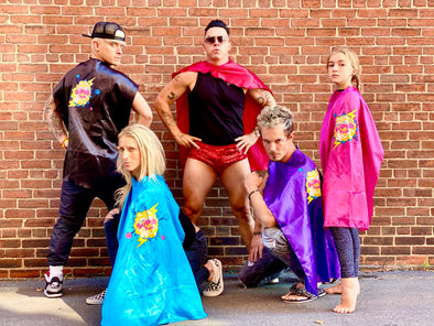 SUPER TEAM CAPE