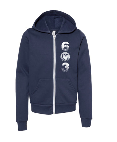 603 COLLECTION ZIP-UP
