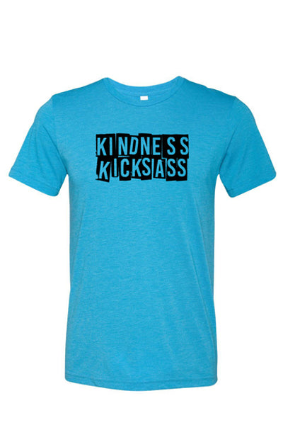 KINDNESS KICKS ASS
