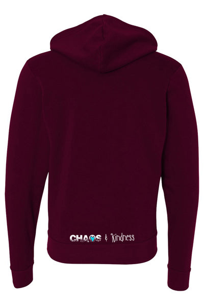 KNOW YOUR VALUE HOODIE