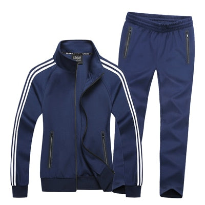 Breathable Windproof Tracksuit Set