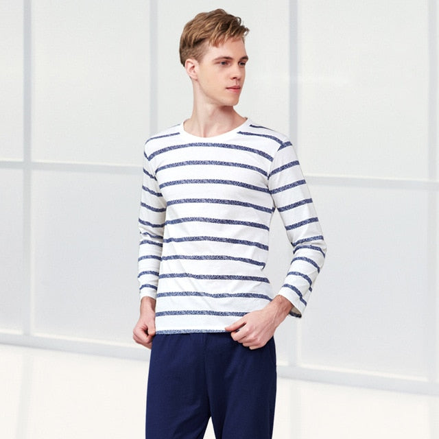 Comfortable Cotton Pyjama Set for Men
