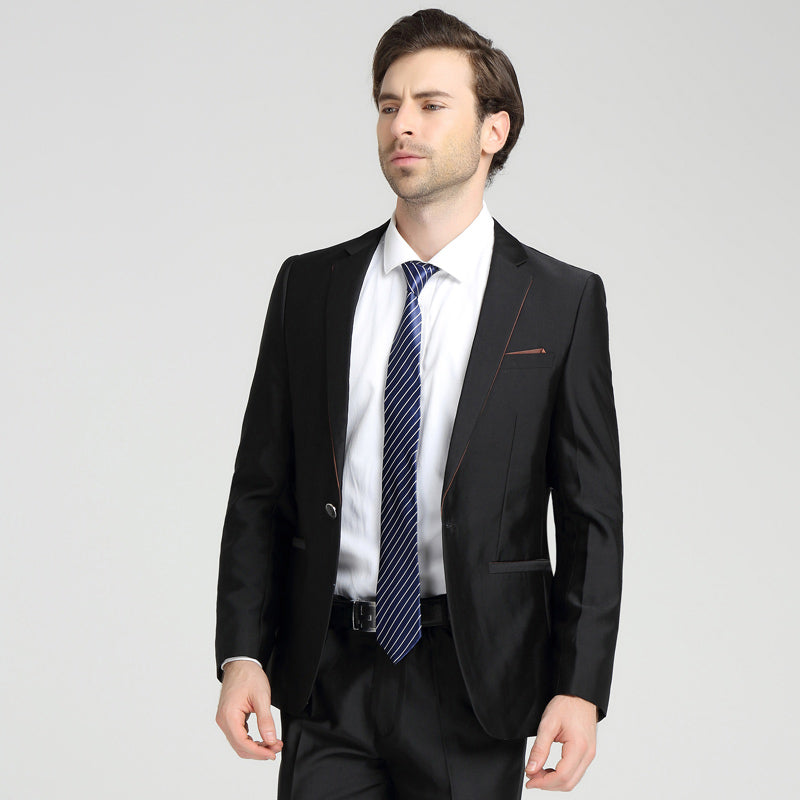 Jet Setter - Men's Traveling Suit- Jacket w/ Pants