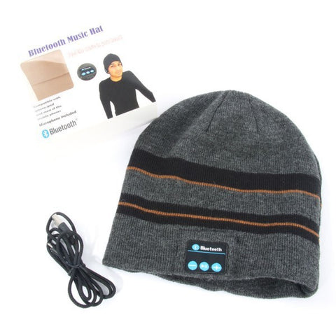 Bluetooth Beanie with instructions