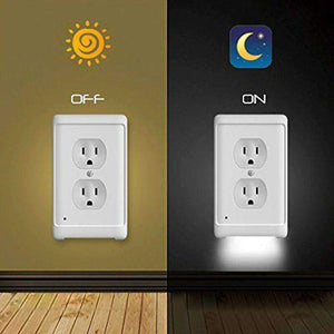 stylishlytechie:LED Night Light Plug Cover