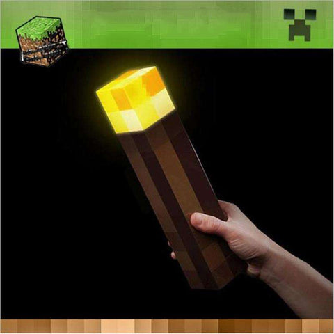stylishlytechie:Minecraft Type LED Torch