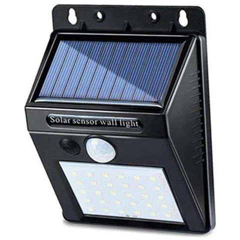 stylishlytechie:Outdoor Solar Powered Motion Sensing LED Lights: