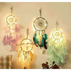 stylishlytechie:Dream Catcher LED Light
