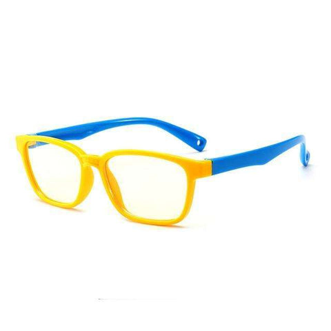 stylishlytechie:Non Prescripton Screen Time Protection Eye Glasses For Kids:Women's Blue Light Blocking Glasses