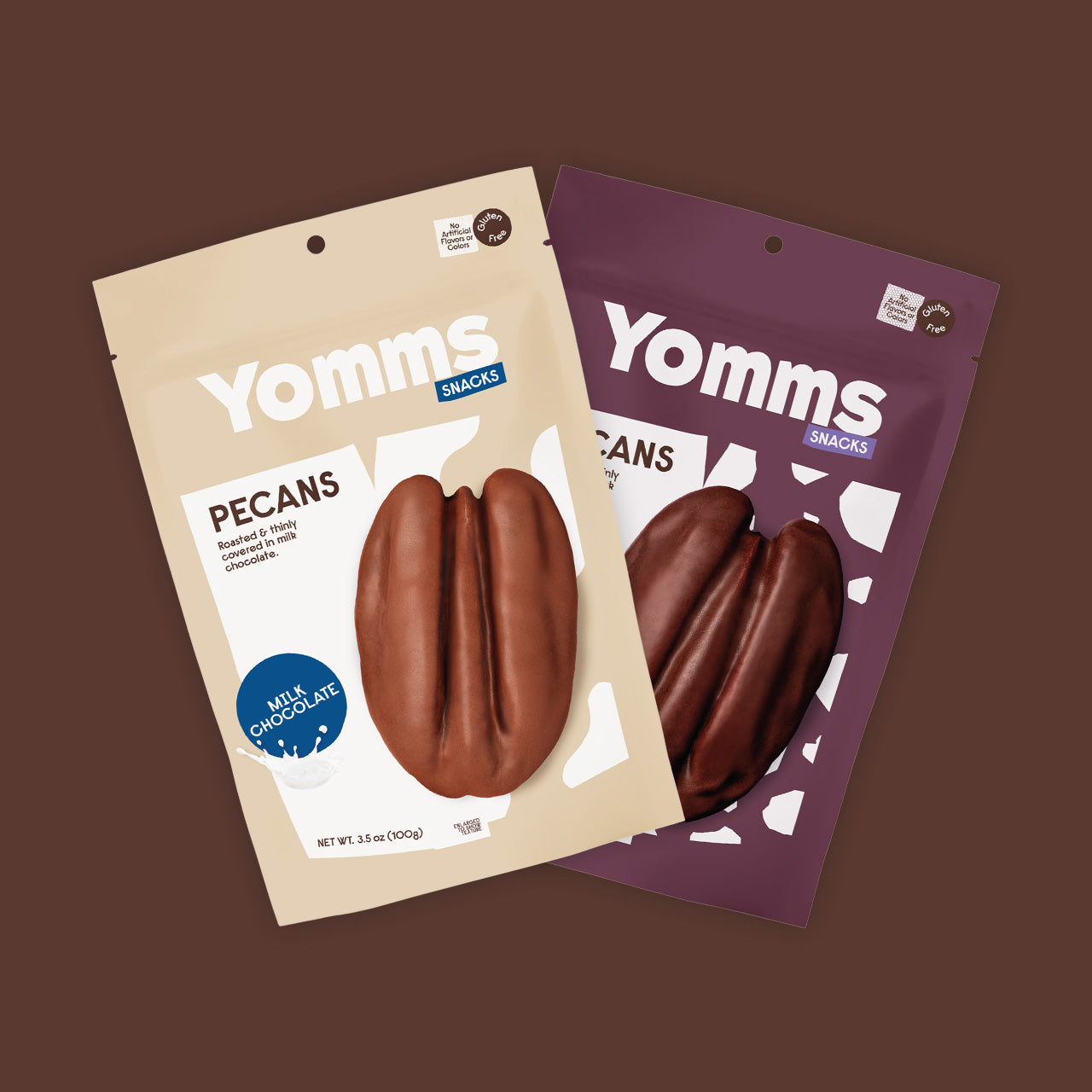 Yomms Chocolate Mix 3.5 oz