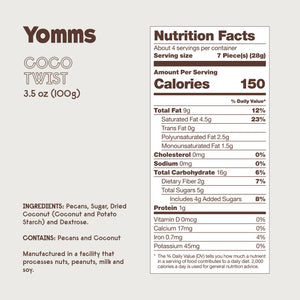 Yomms Mix 3.5 oz