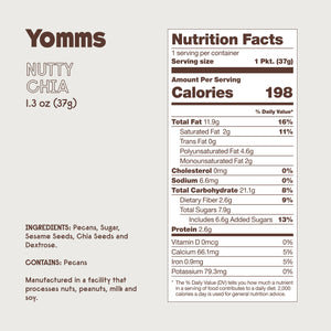 Yomms Mix 1.3 oz