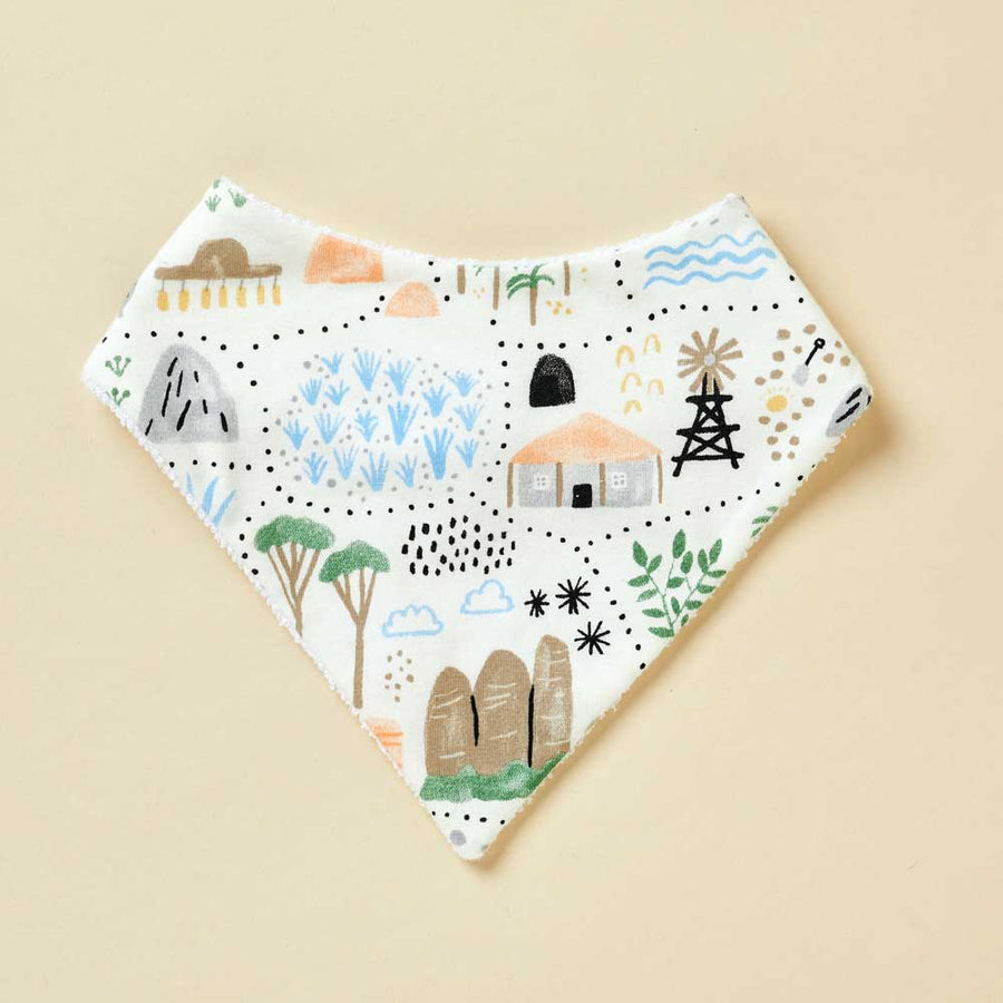 YoYo Bib - Big Adventures Print