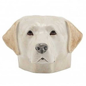 Golden Labrador Face Egg Cup
