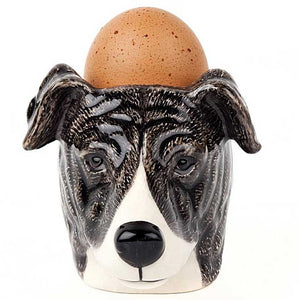 Greyhound Face Egg Cup
