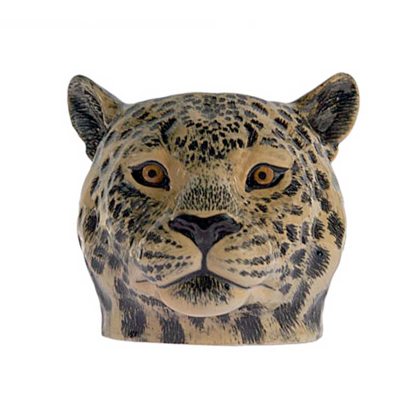 Leopard Face Egg Cup