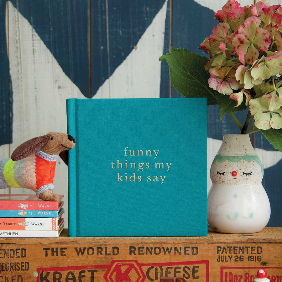 Funny Things My Kids Say Book - Jade