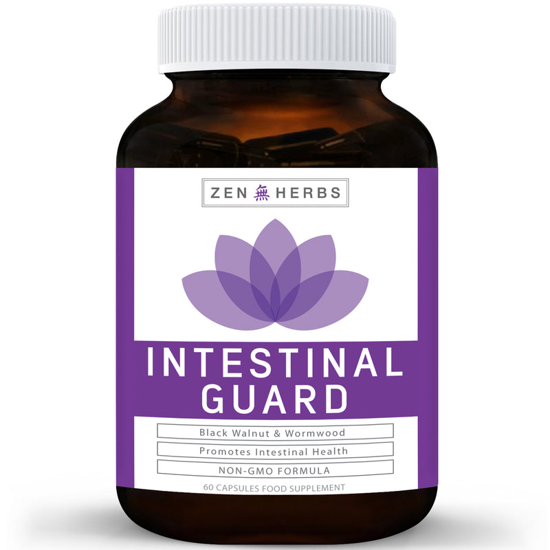 Intestinal Guard (NON-GMO) Intestinal Cleanse for Humans