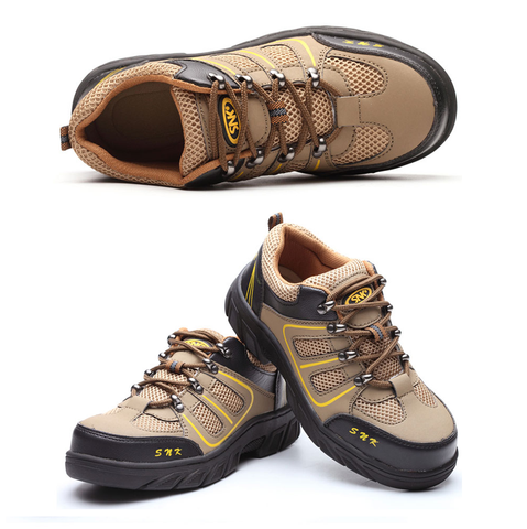 Womens Steel Toe Shoes
