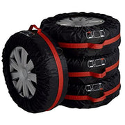 Spare Tire Cover Polyester Wheels Protection Storage Bag