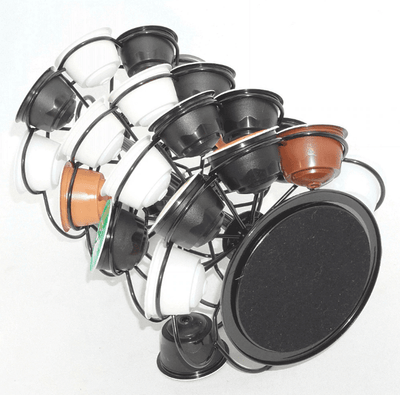 36 Pcs K-Cup Carousel Rotating Coffee Pod Holder
