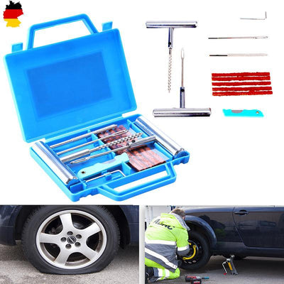 Easy Fix Emergency Tire Repair Kit