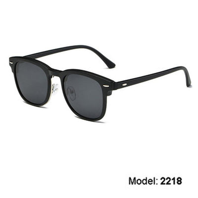 Fashion 5 in 1 Magnetic Lens Unisex Glasses