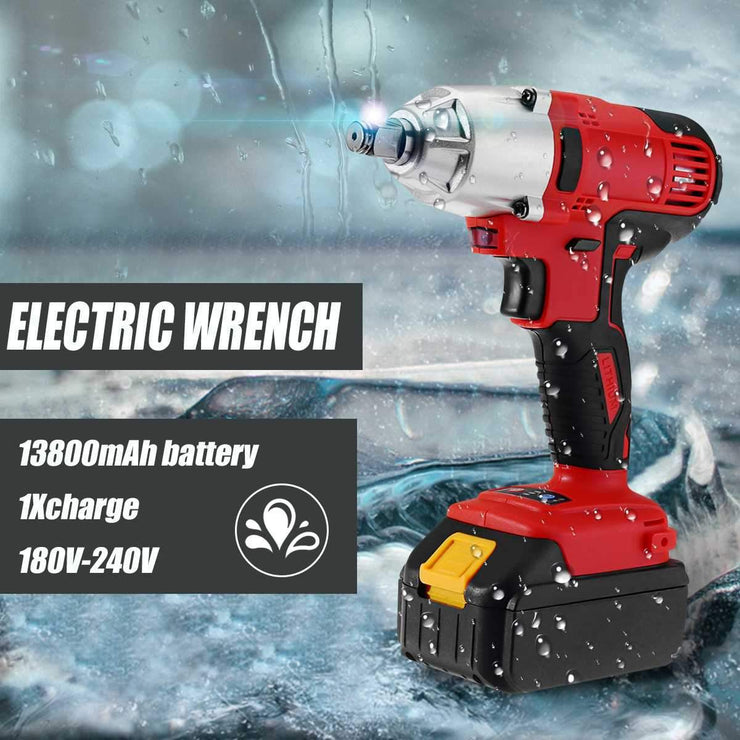 Cordless Impact Driver Brushless 2500 RPM Power Tools