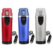 Travel Mug For Cars Portable Electric Heating Cup