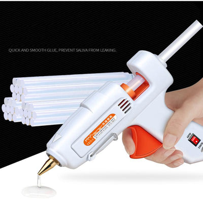 Dripless Melting Glue Gun