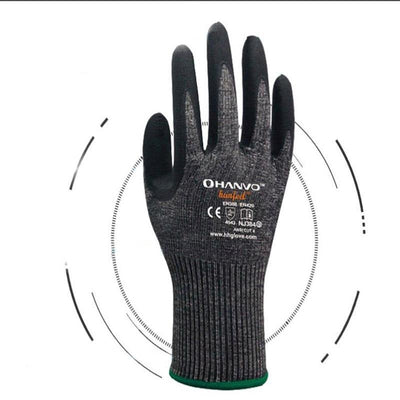 A5 Level 5 Cut-Resistant Protective Promedix Gloves