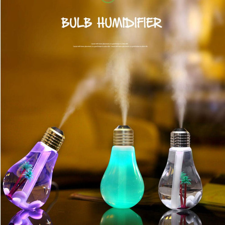 TLK® 2018 Colorful Bulb Humidifier