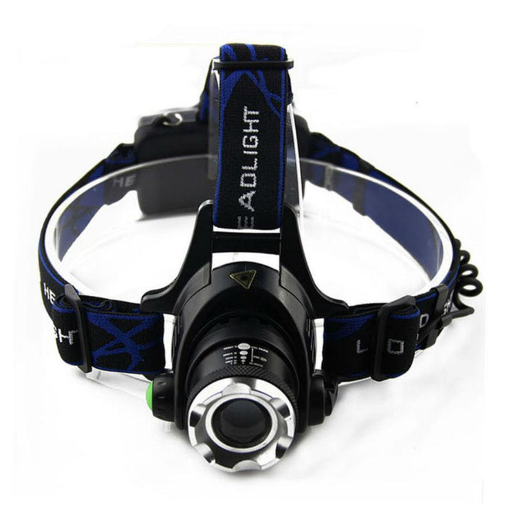 TLK WATERPROOF FISHING HEAD LIGHT