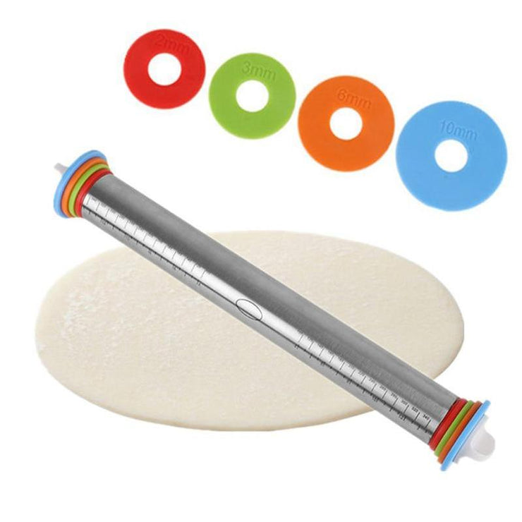 Easy Bake Adjustable Rolling Pin