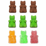 Silicone Candy Molds Gummy Bear Candy Shape (set of 5)