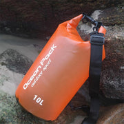 Waterproof Dry Bag Wearable Float For Camping And Hiking