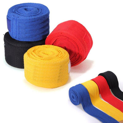 Impact Pro Boxing Hand Wraps (3 Pairs)