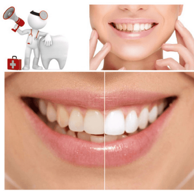 Organic Activated Charcoal Teeth Whitening Powder