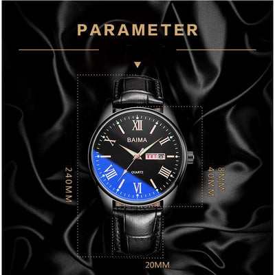 Shatterproof Non Mechanical Casual Watch Unisex