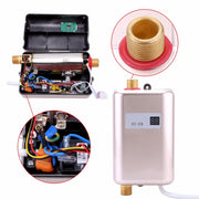 Mini Tankless Water Heater For Bathroom And Kitchen Sink