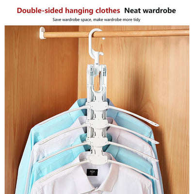 360 Degree Folding Multi Hanger