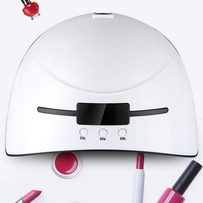 LED Nail Lamp 36W UV Gel Polish Dryer