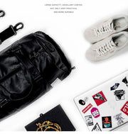 Classic Duffle Bag with Shoe Pouch