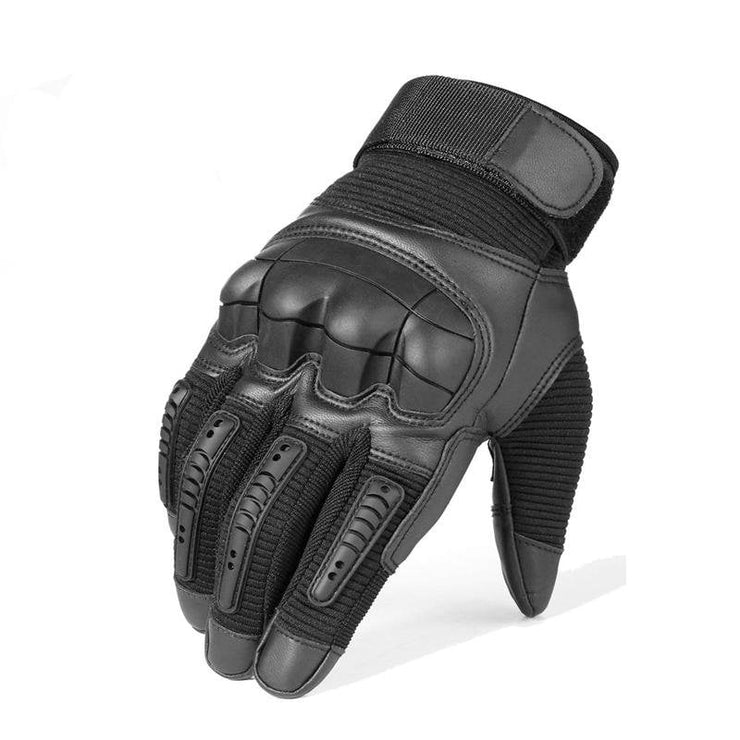 Rubber Knuckle Tactical Gloves